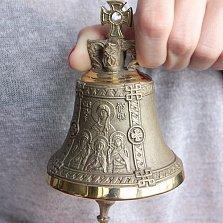 Бронзовый колокольчик Св.Вера, Св.Надежда, Св.Любовь и мать их Св.София
