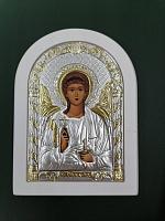 Икона Ангел Хранитель с серебрением 000140111