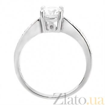Серебряное кольцо Полина 31124