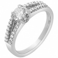 Золотое кольцо Вионелла с бриллиантами