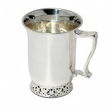 Серебряная чашка Александра, 250мл