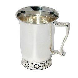 Серебряная чашка Александра, 250мл 000043519