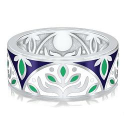 Обручальное кольцо из белого золота Талисман: Веры 000009219