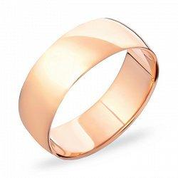Золотое обручальное кольцо Традиция