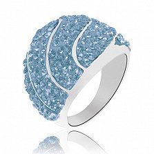 Серебряное кольцо Родос