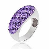 Серебряное кольцо Вдохновение