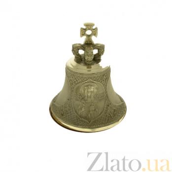 Именной бронзовый колокольчик Св. Ольга К9311