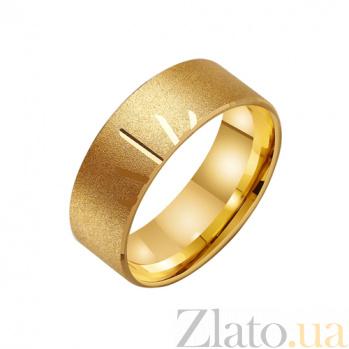 Золотое обручальное кольцо Дорога сна TRF--431473