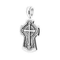 Серебряный крестик Проповедь 000054680