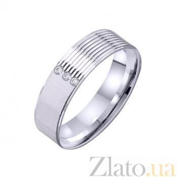 Золотое обручальное кольцо My one and only  love TRF--422498