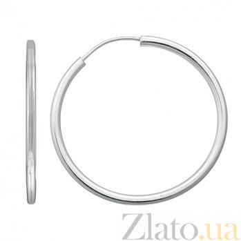 Серебряные серьги Deco Desire 10030169