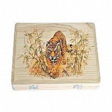 Серебряные нарды Слоны против Тигров