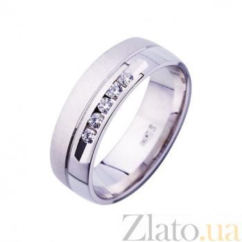 Золотое обручальное кольцо Антуанетта TRF--4221016