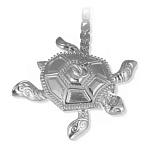 Серебряный ионизатор для воды Морская черепаха