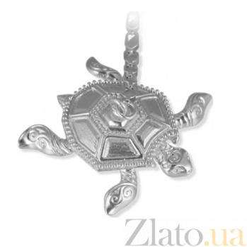 Серебряный ионизатор для воды Морская черепаха 2.12.0031