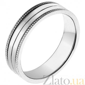Золотое обручальное кольцо Интрига TRF--4211301