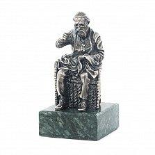 Серебряная статуэтка Еврейский портной