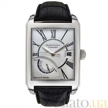 Часы Maurice Lacroix коллекции Pontos Power reserve XL MLX--PT6167-SS001-110