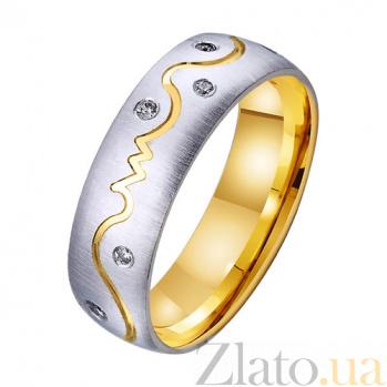 Золотое обручальное кольцо Невероятная история TRF--432433