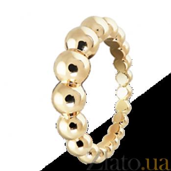 Кольцо из желтого золота Perlée R-VCA-Perlée-E-big