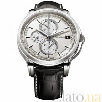 Часы Maurice Lacroix коллекции Chronographe Valgranges MLX--PT6128-SS001-130