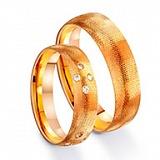 Золотое обручальное кольцо с цирконием Нежность