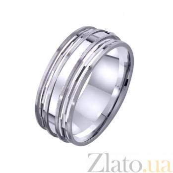 Золотое обручальное кольцо Вечность чувств TRF--4211146