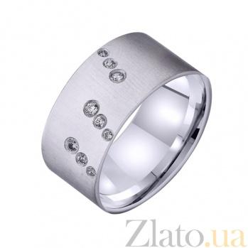 Золотое обручальное кольцо Безбрежное чувство TRF--422262