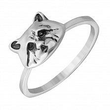 Кольцо на фалангу Енот большой 13-14
