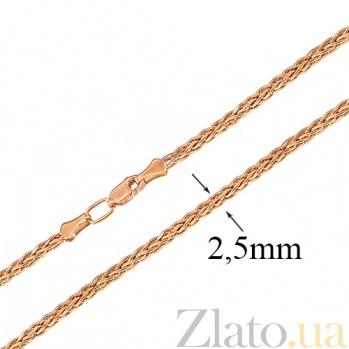 Золотая цепочка Колосок LEL--34554