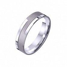 Золотое обручальное кольцо Эми