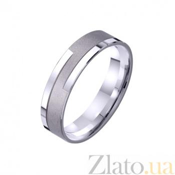 Золотое обручальное кольцо Эми TRF--421238