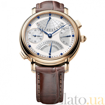 Часы Maurice Lacroix коллекции Double Retrograde  MLX--MP7018-PG101-930