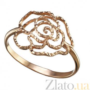Золотое кольцо Чайная роза TNG--300355