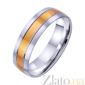 Золотое обручальное кольцо Адриатика TRF--4411725