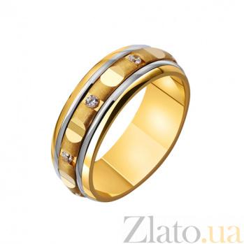 Золотое обручальное кольцо Lauren TRF--4221064