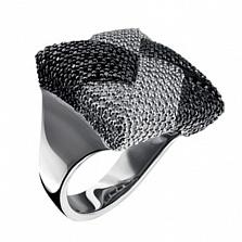 Золотое кольцо с бриллиантами Милан