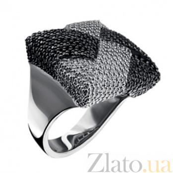 Золотое кольцо с бриллиантами Милан KBL--К1759/бел/брил