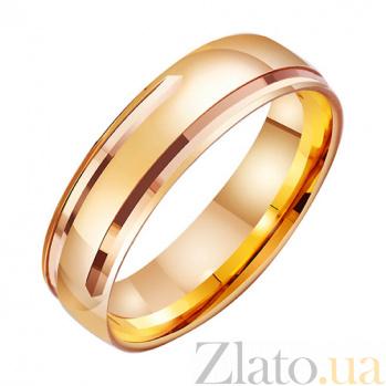 Обручальное кольцо из красного золота Общие устремления TRF--411775