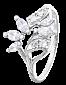 Кольцо из серебра Ноэль с фианитами 000025770