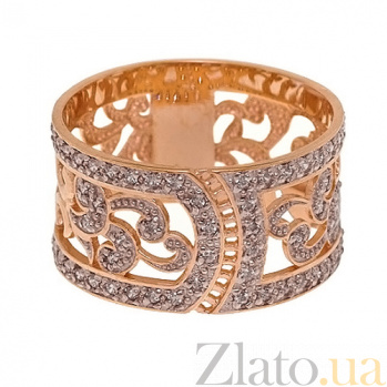 Золотое кольцо Марлен TNG--320812