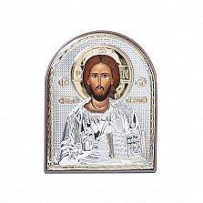 Серебряная икона Благо