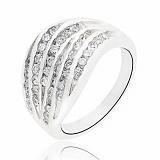 Серебряное кольцо Маранг