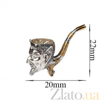 Серебряная чаша Черт 1445