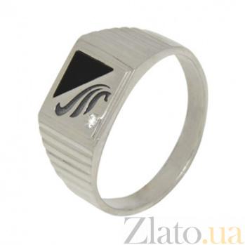 Серебряное кольцо с цирконием Алладин BGS--474 B