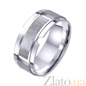 Золотое обручальное кольцо Гармоничный союз TRF--431591