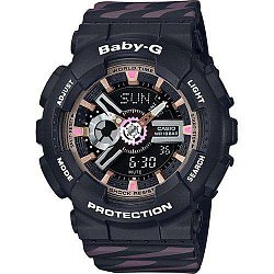 Часы наручные Casio Baby-g BA-110CH-1AER 000086820