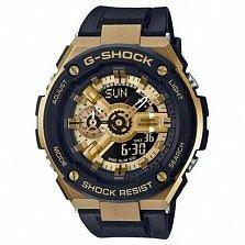 Часы наручные Casio G-shock GST-400G-1A9ER