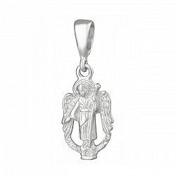 Серебряный кулон Ангел  000025380
