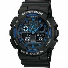 Часы наручные Casio G-shock GA-100-1A2ER